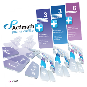 NEW covers Actimath