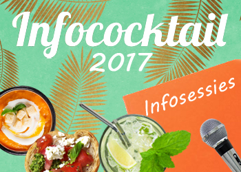 Lees meer over de Infococktail.