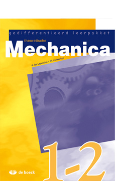 Gedifferentieerd leerpakket theoretische mechanica
